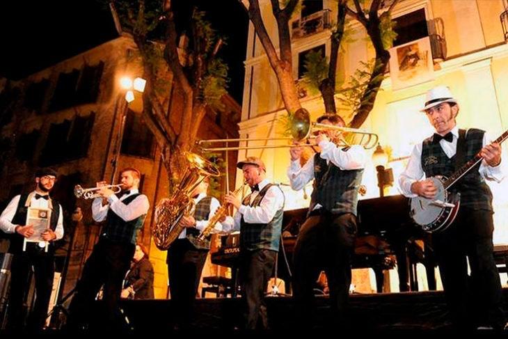Fiesta De Santiago Apostol En Santiago De La Ribera