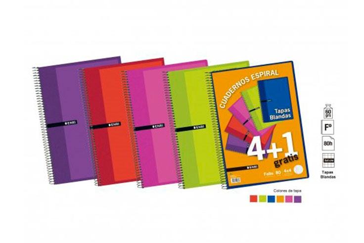 Cuadernos Carrefour