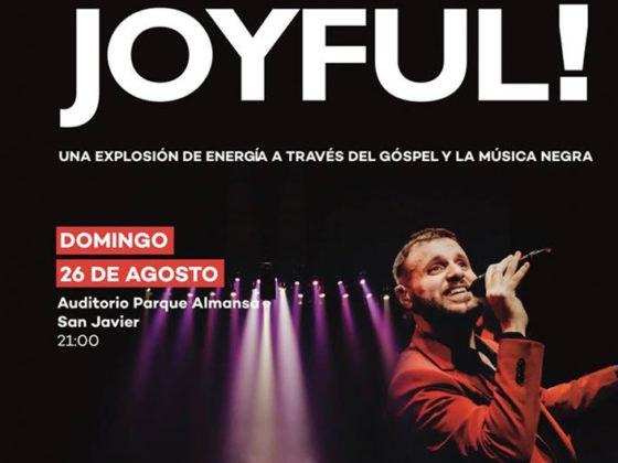 Espectáculo Joyful