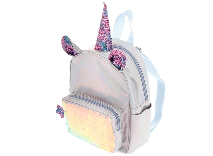mochila de unircornio