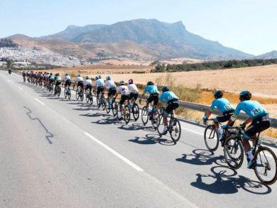 Vuelta ciclista San Javier 2018