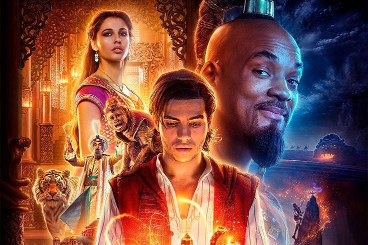 Aladdin Fiesta del cine