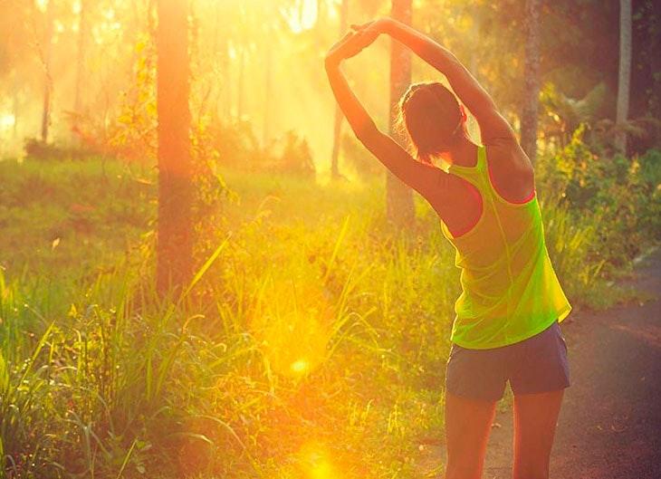 rutina de ejercicio