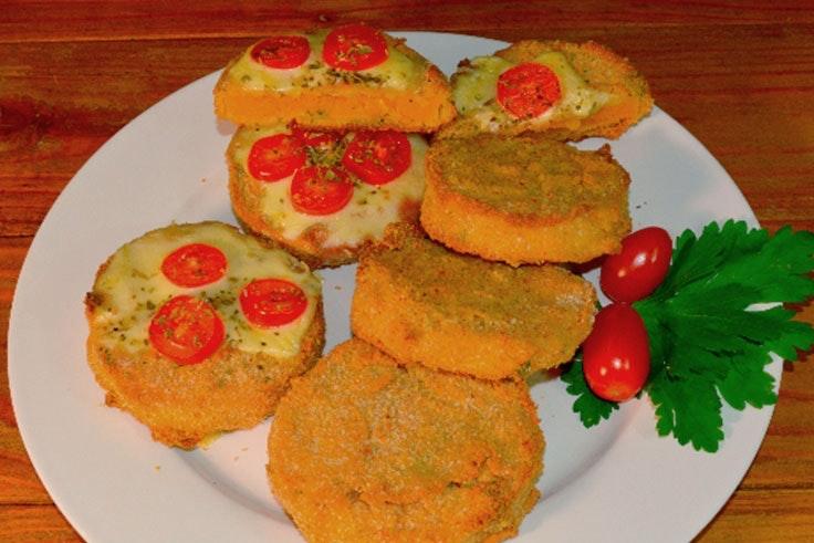 nuggets de calabaza