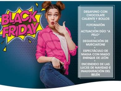 Black Friday actividades
