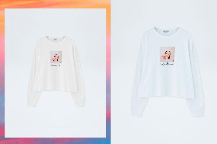 camisetas rosalia foto