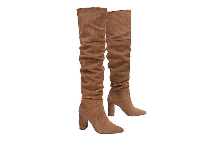 Stradivarius zapatos botas altas