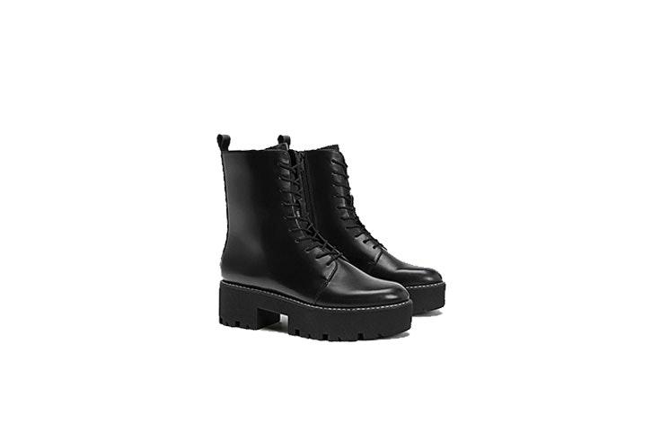 rebajas stradivarius zapatos botines