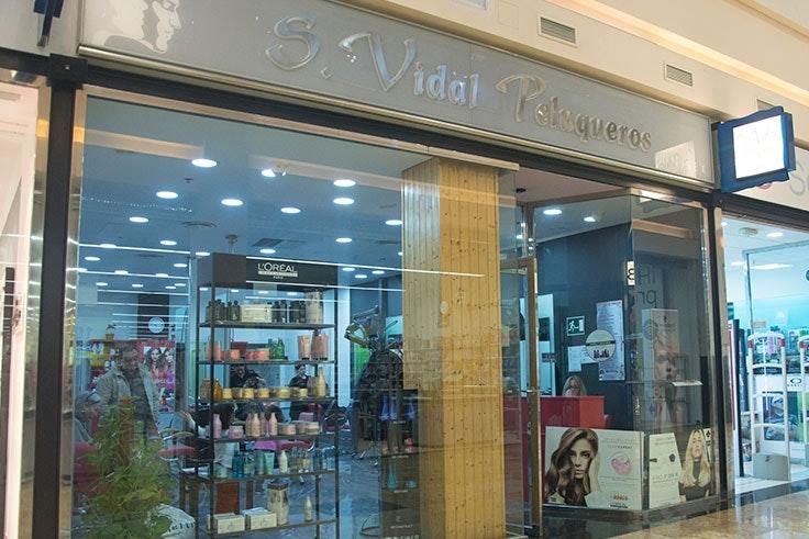 s.vidal peluqueros