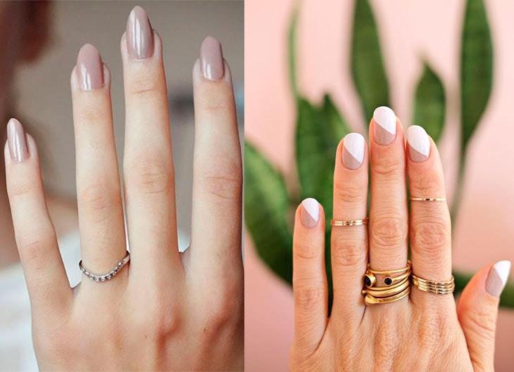 color de uñas nude