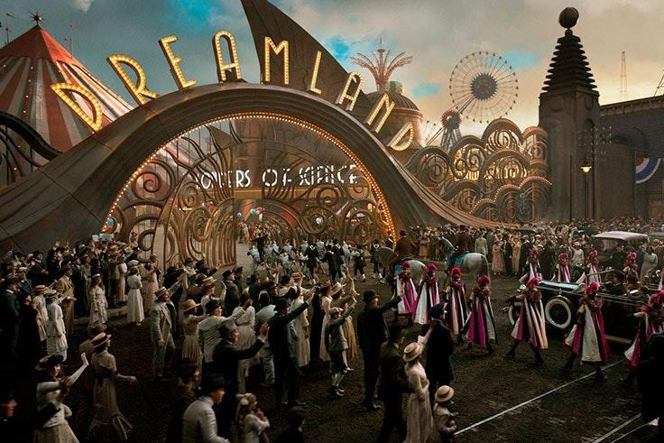 dumbo 2019 circo