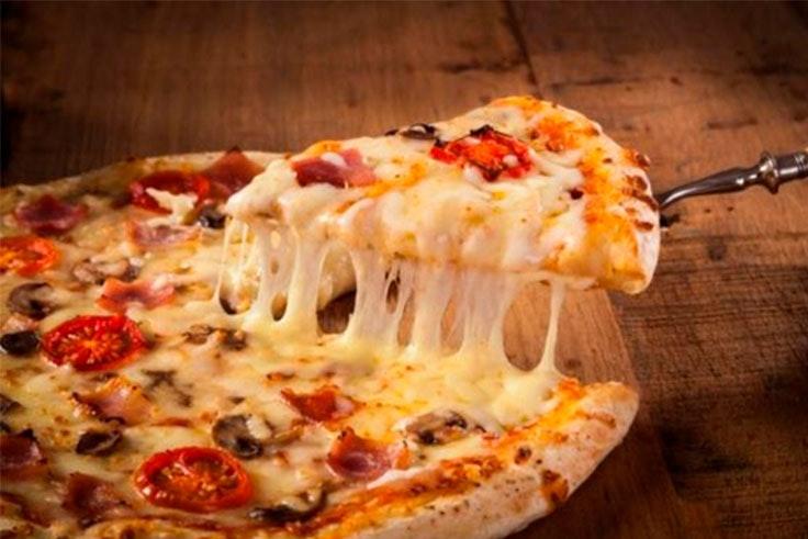 pizza healthy de avena
