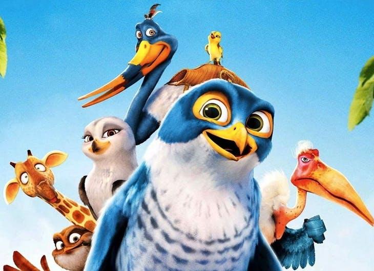 Este domingo, o cinema infantil voa até Zambézia.