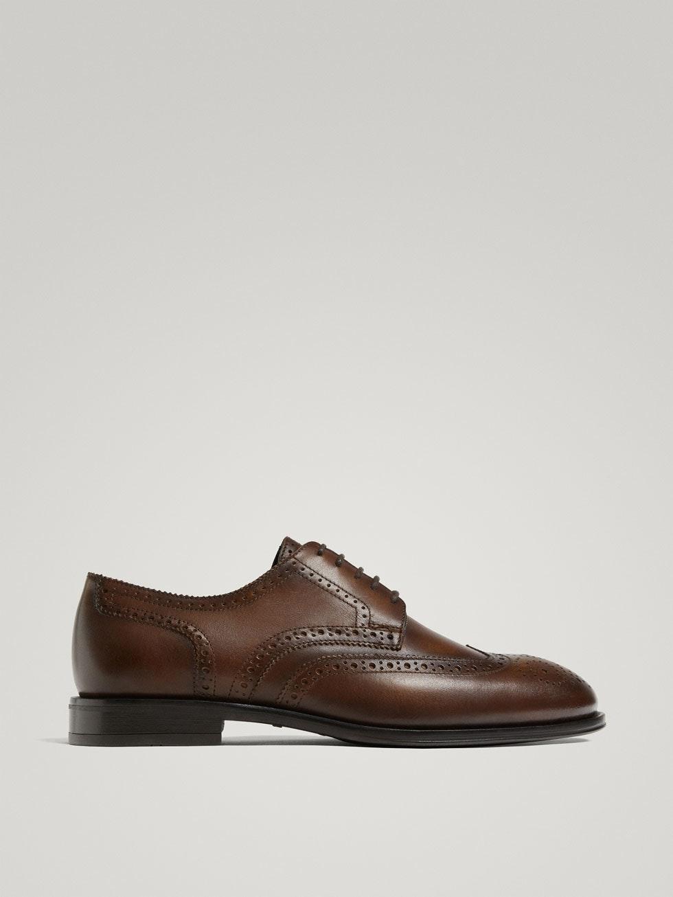 Sapatos, 99,95€, na Massimo Dutti