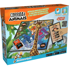 Corrida de animais, Science 4 you, 19,99€