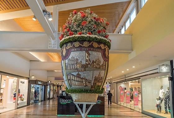 Viana Florida: o evento que enche de flores o nosso Centro