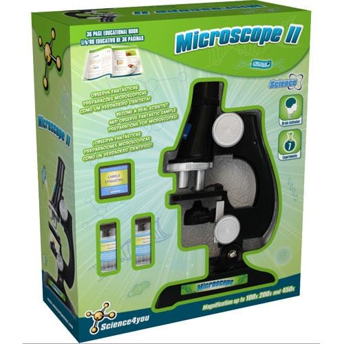 Microscopio, Science4you, 17,99€