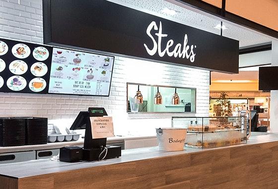 O Steaks by Bodegão reabriu e tem novidades