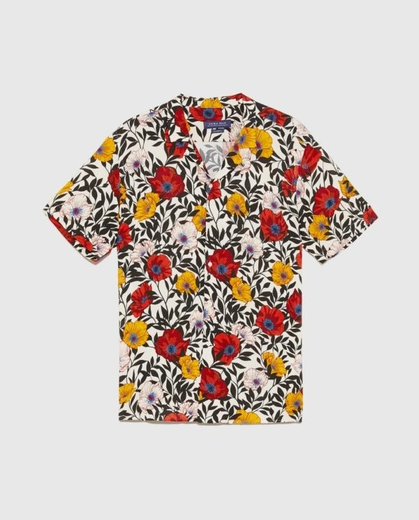 Camisa, Zara, 22,95€