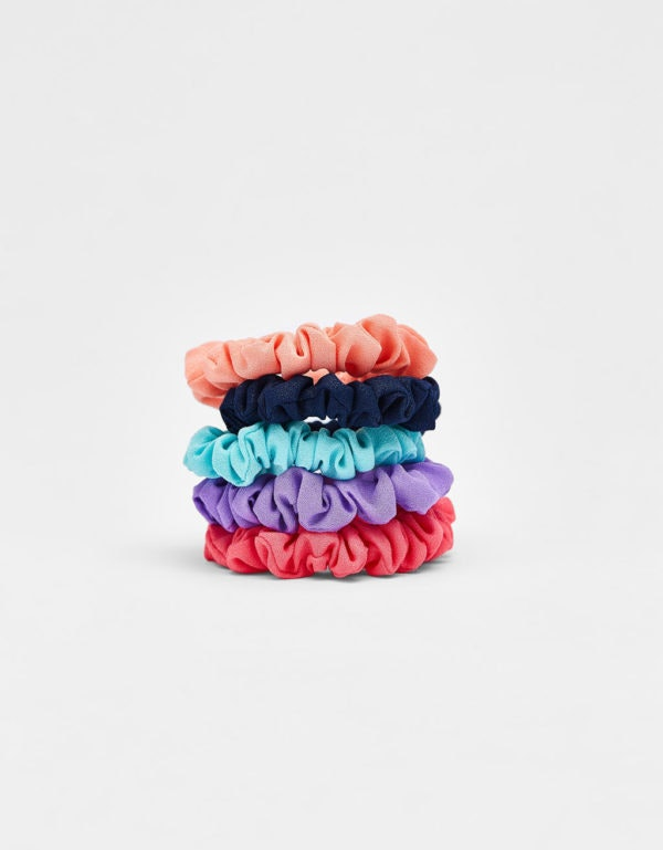 Conjunto de elásticos para o cabelo, Bershka, 3,99€
