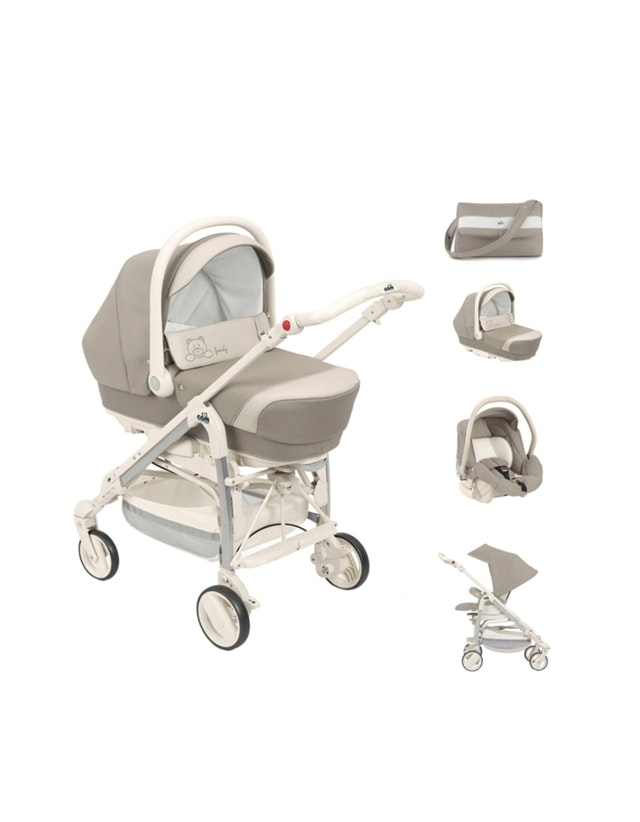 Conjunto trio, 569€, na Zippy
