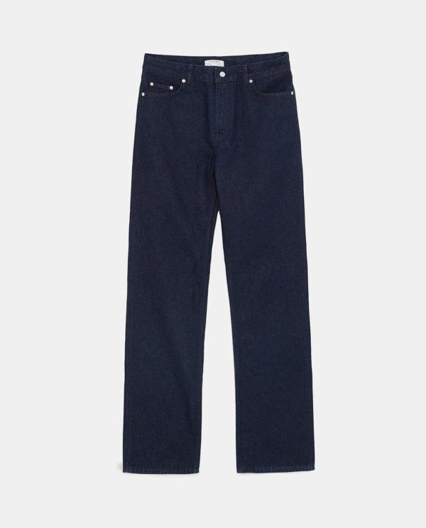Jeans, Zara, antes a 39,95€ e agora a 12,99€