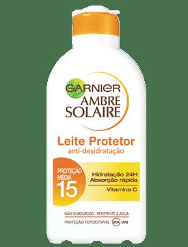 Leite protetor solar, Continente, 6,50€