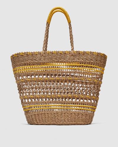 Tote Bag, Zara, 19,99€