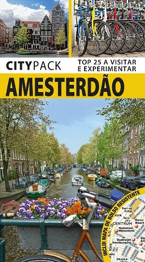 """Guia """"Amesterdão"""", 13,30€"""