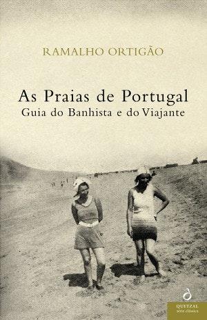 """""""As Praias de Portugal"""" de Ramalho Ortigão, 14,40€"""