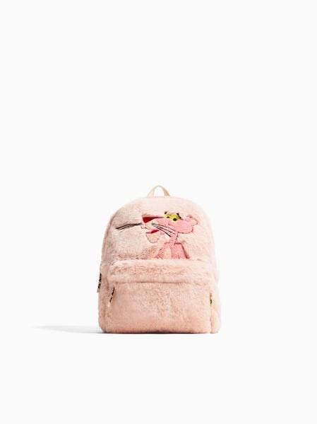 Mochila, Zara Kids, 22,95€