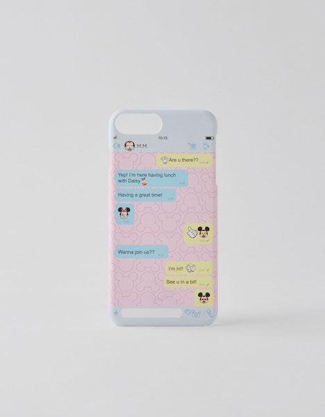 Capa de telemóvel, Bershka, 6,99€