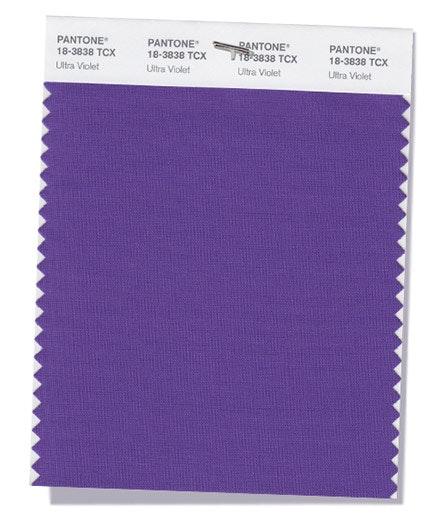Ultra Violet | Um tom entusiasmante e cheio de imaginação, virado para o futuro.