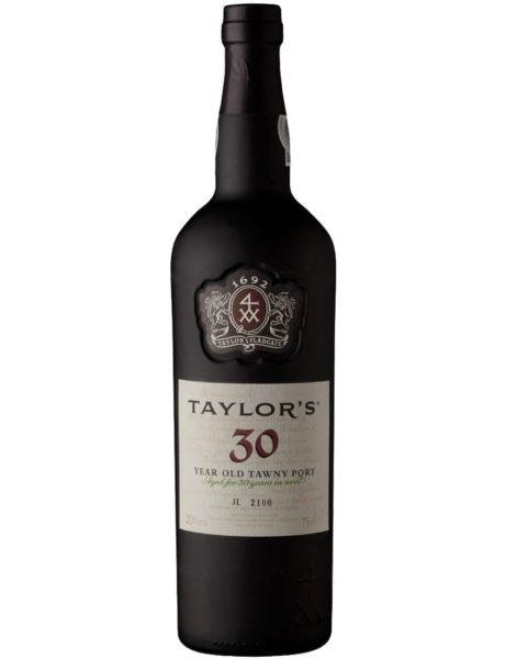 Taylors Porto 30 Anos, Continente, 130€