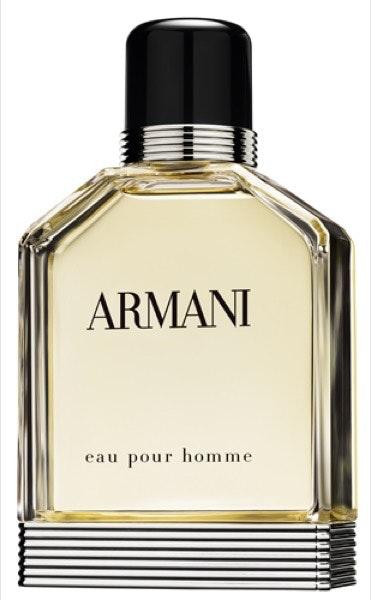 Para ele | Giorgio Armani, antes a 73,30€ e agora a 58,64€ na Perfumes & Companhia