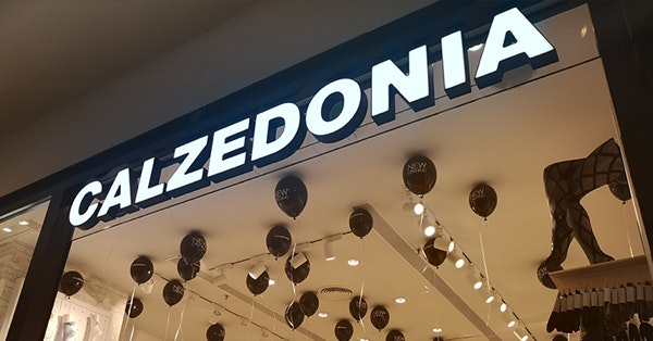 A nossa nova loja Calzedonia