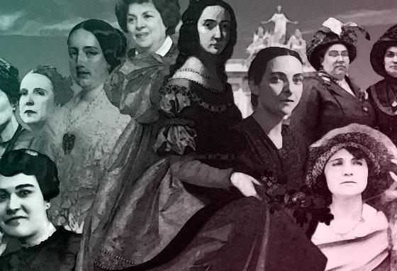 Eterno feminino: 8 mulheres que marcaram a nossa História