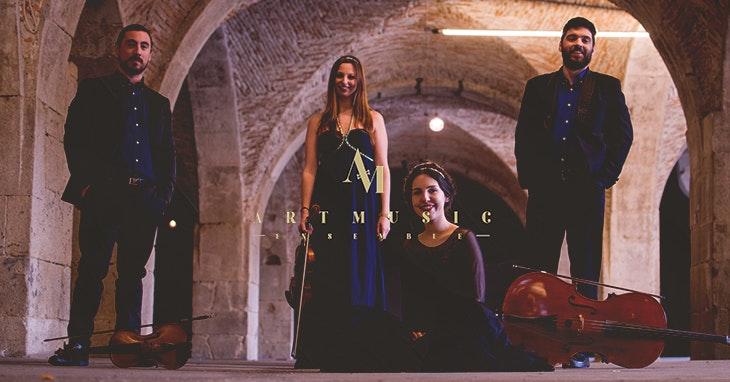 Pulsar Viana recebe atuação dos ArtMusic Ensemble