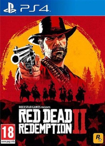 Red Dead Redemption 2, Cex, 45€