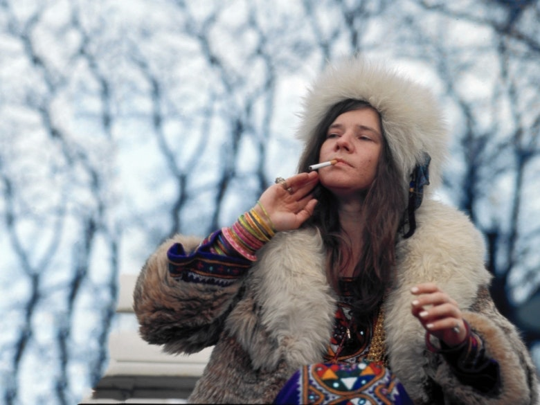 """Janis: Little Girl Blue"" (14,99€)"