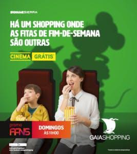 Cinema Infantil Grátis