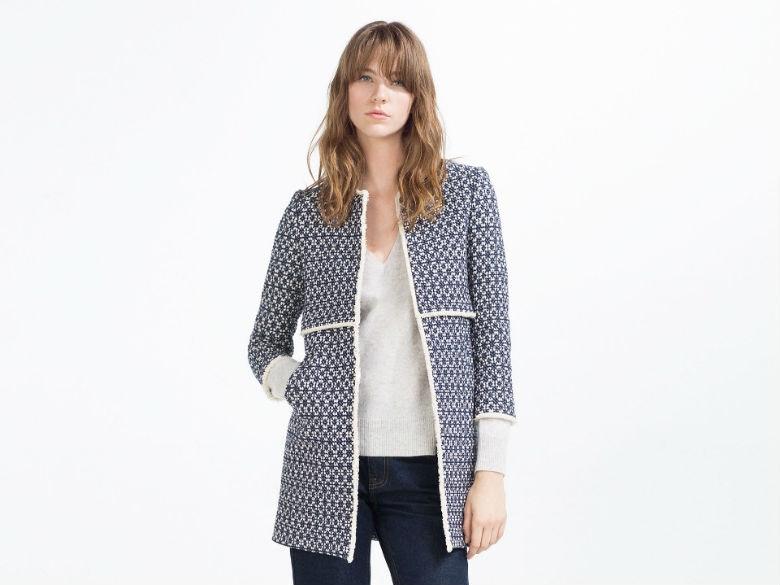 A Zara já está a preparar a chegada do frio RioSul Shopping