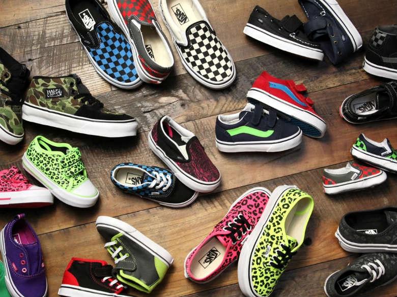 Vans Shoes Kids