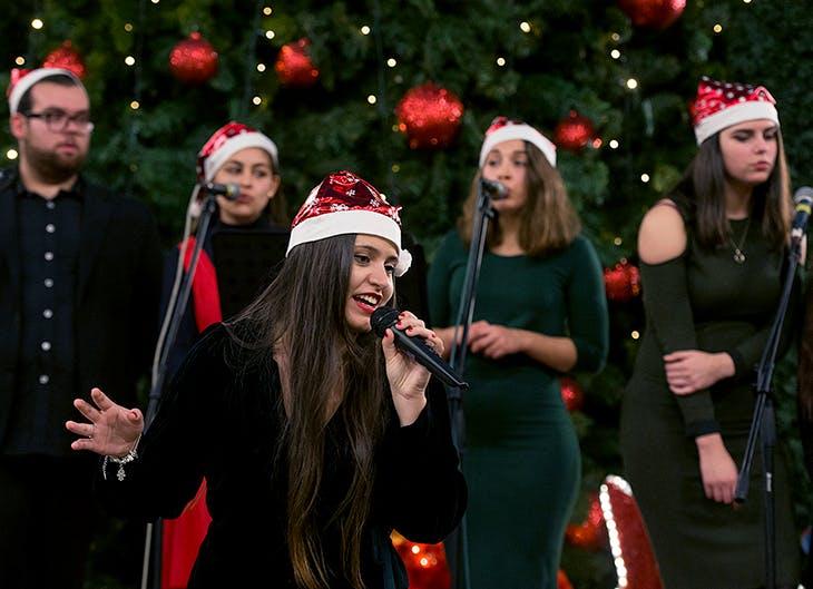O Natal no GaiaShopping faz-se cheio de música!
