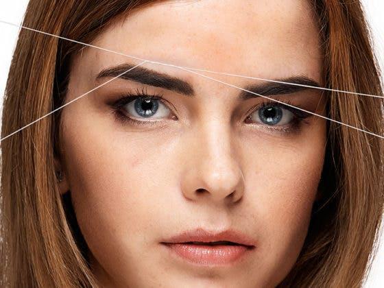 5 vantagens da depilação com linha na My Look