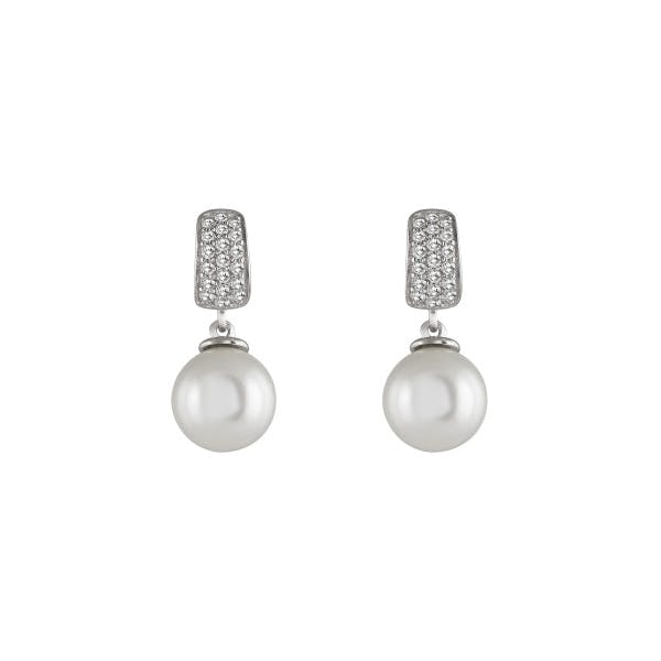 Brincos Bow Happy Pearls, 60€