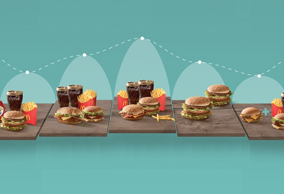 12 razões para vir ao novo McDonald's