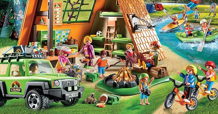 A Playmobil está à sua espera!
