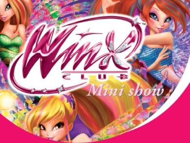 As fadas Winx vêm encher o nosso Centro de música!