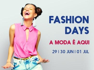 Fashion Days: venha ao nosso Centro escolher o visual ideal!